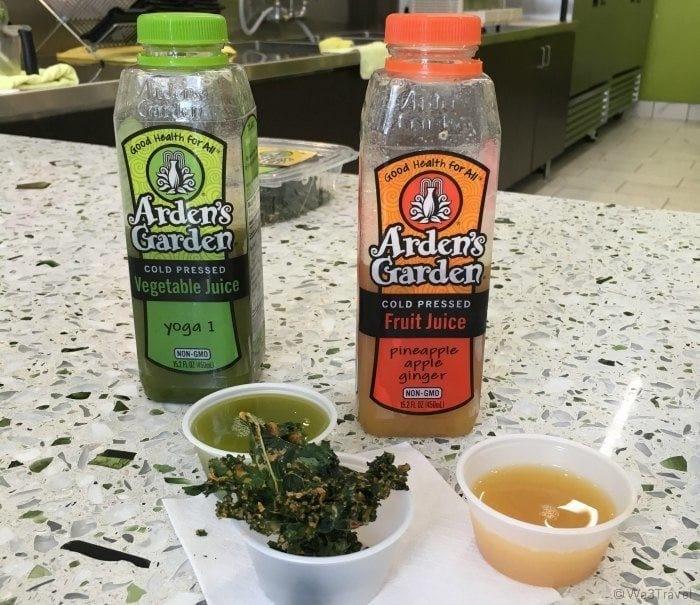 Ardens garden juices