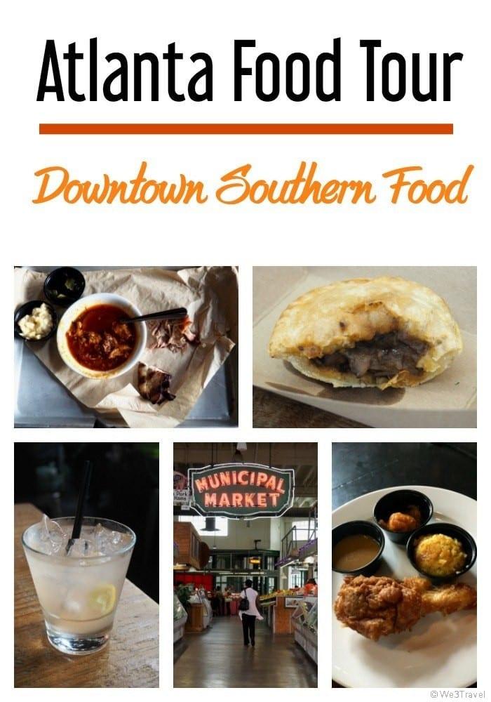 Atlanta food tours - things to do in Atlanta #Atlanta #foodtour #georgia