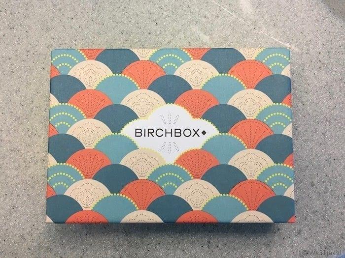 Birchbox subscription
