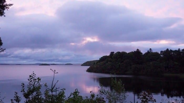 Lake Corrib at Dawn