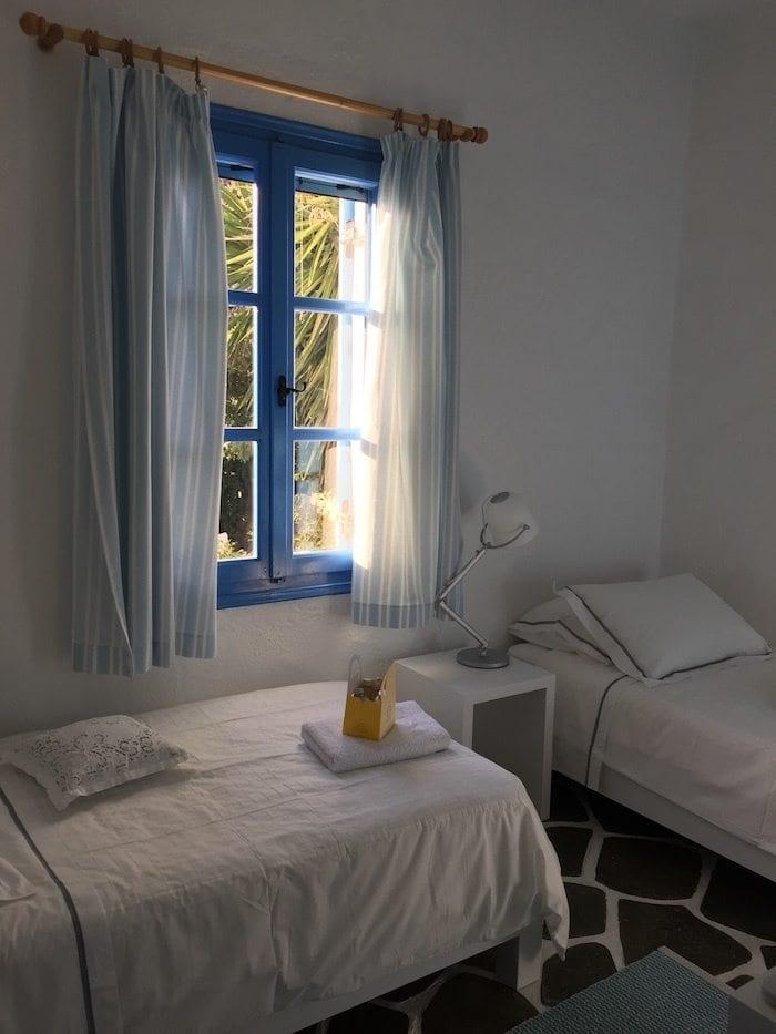 Paros Greece airbnb