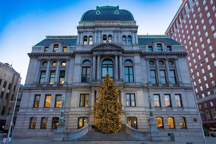 Christmas in Rhode Island holiday events in Providence