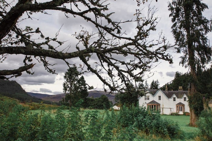 Scottish highlands airbnb