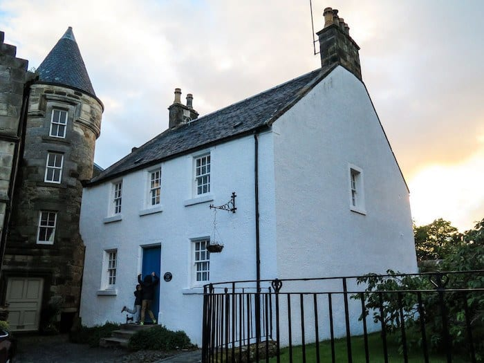 Scotland airbnb