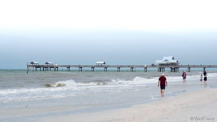 Clearwater Beach pier