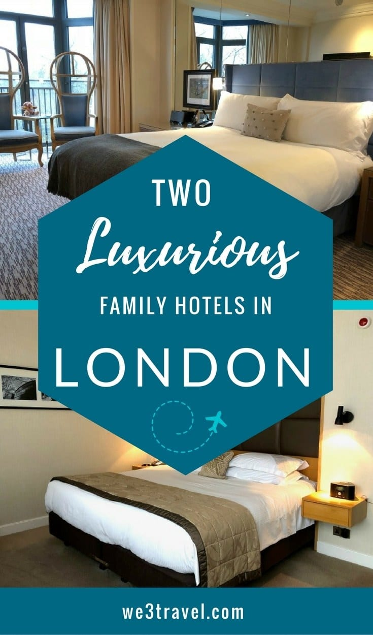 Family hotels in London - Where to stay in London with kids - luxury hotels in London #london #familytravel #luxurytravel