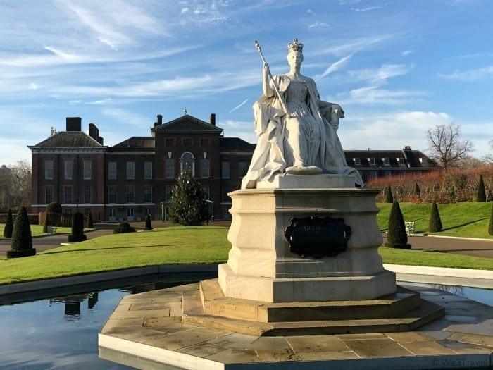 Kensington Gardens and Kensington Palace