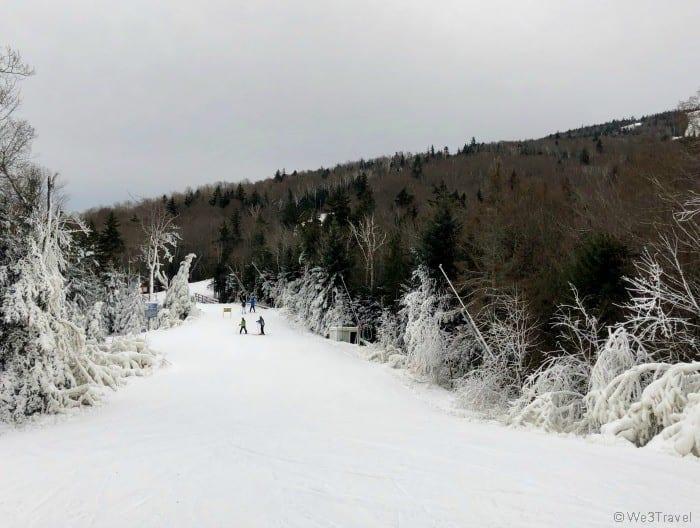 Okemo Mountain ski resort