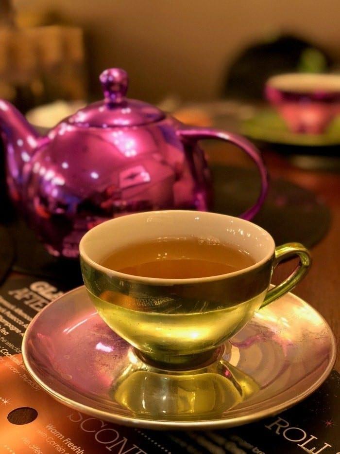 K West Hotel Glam Rock Tea