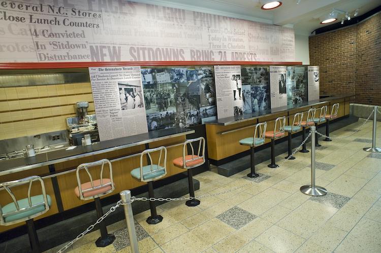International civil rights museum greensboro north carolina