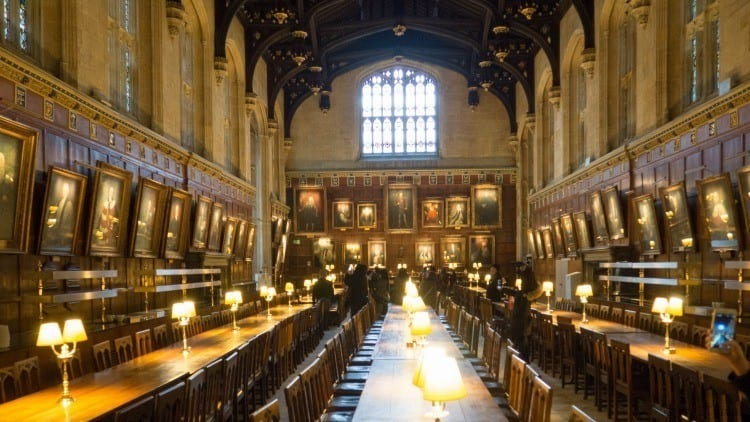 Christchurch College Great Hall