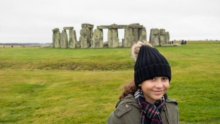 Stonehenge England London day trip