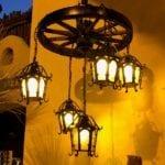 Cattleman's steakhouse light
