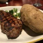 Cattleman's steak
