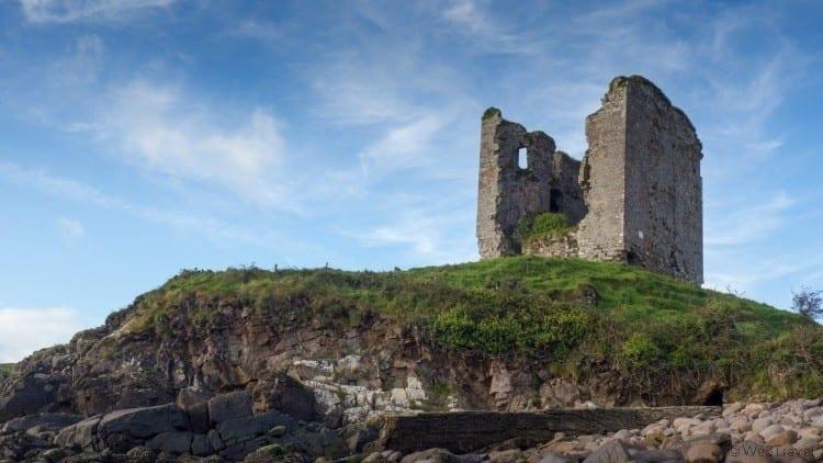 Minard Castle Ireland Dingle Peninsula