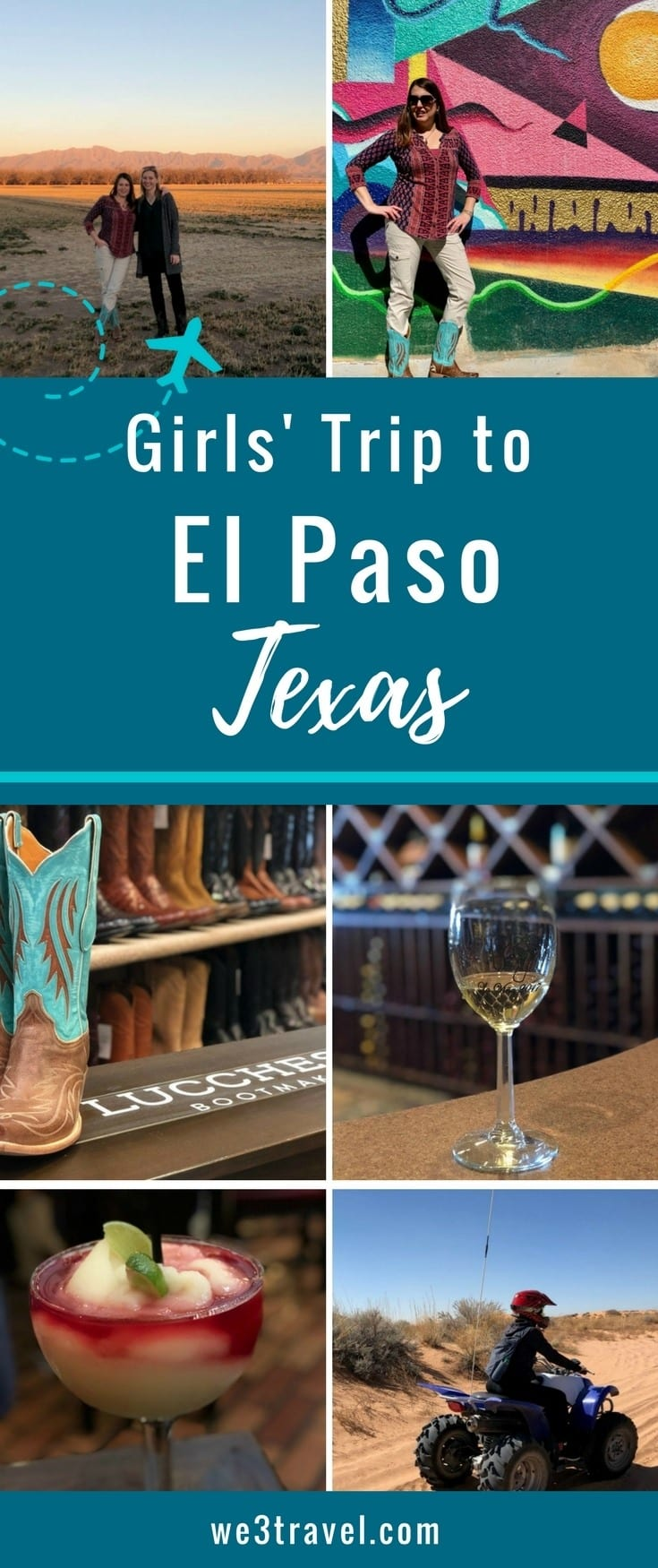 El Paso Texas girls trip with things to do in El Paso, El Paso restaurants and where to stay in El Paso on a Texas getaway