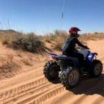 Kim ATV Red Sands