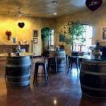 La Vina tasting room