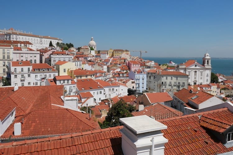 Lisbon spring break destinations for families