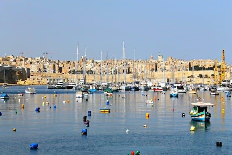 Malta spring break destination