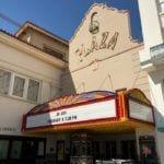 El Paso Plaza theater