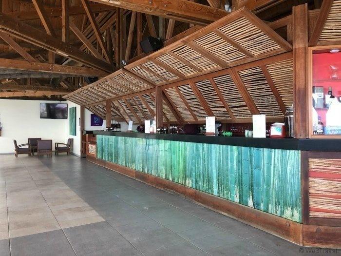 Club Med main bar
