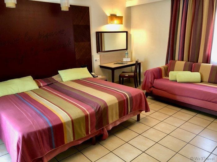 Club Med Martinique club room