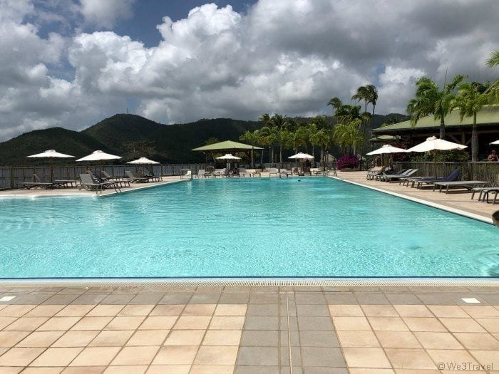Club Med Martinique pool
