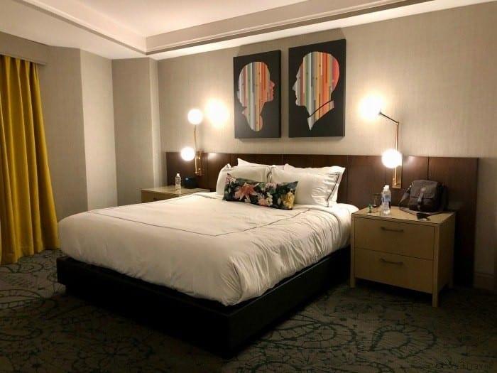 Darcy Hotel junior suite