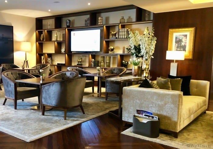Tivoli executive lounge