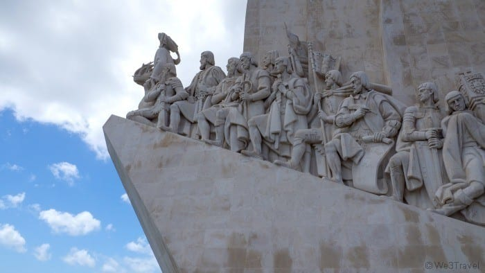 Belem discoveries monument
