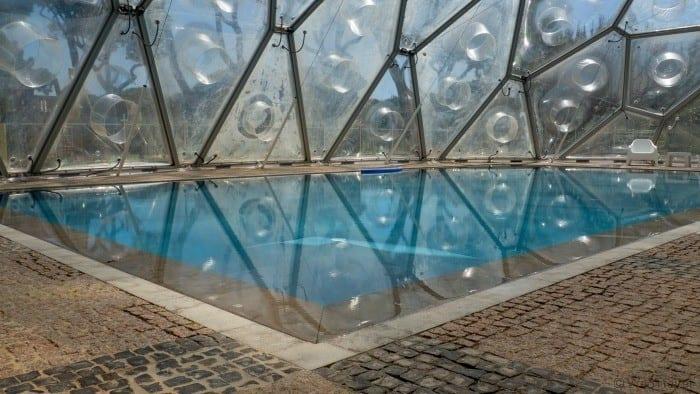 Martinhal Cascais bubble pool