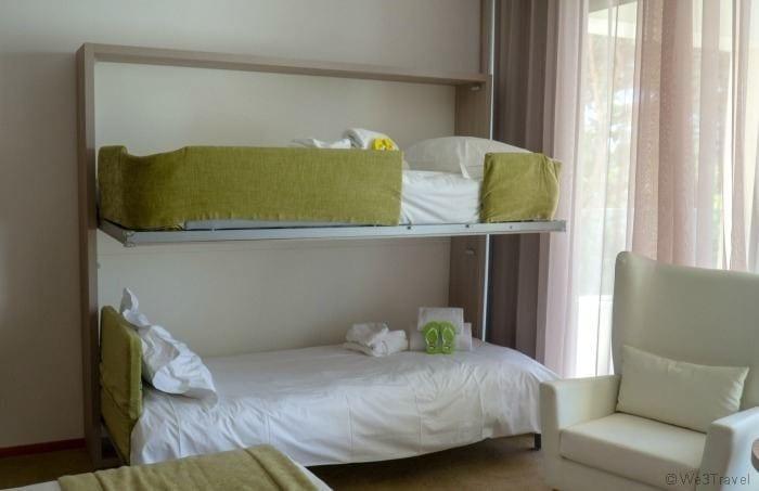 Martinhal Cascais bunkbeds