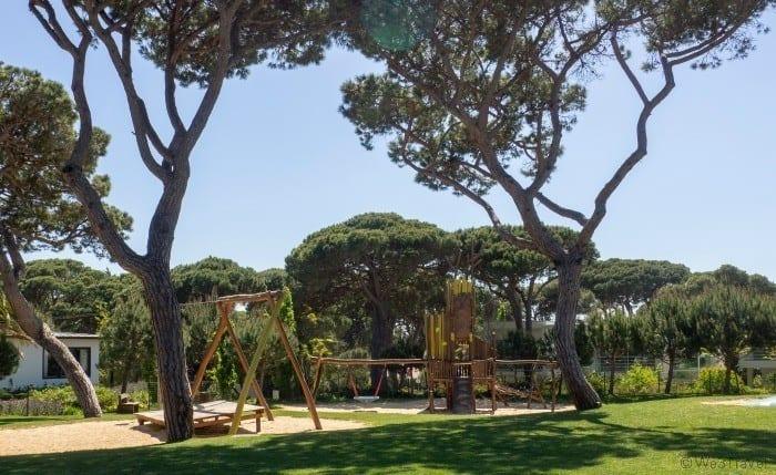 Martinhal Cascais playground
