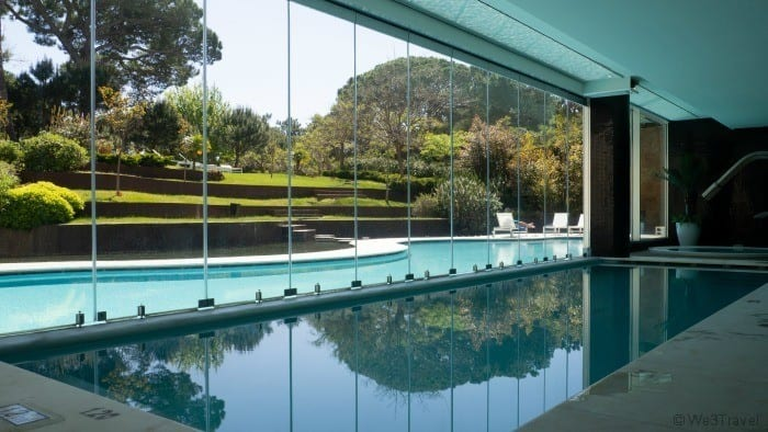 Martinhal Cascais Spa pool