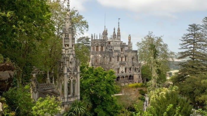 Quinta de Regaleira Sintra