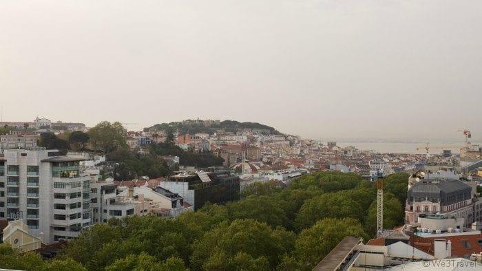 Tivoli Avenida Liberdade view