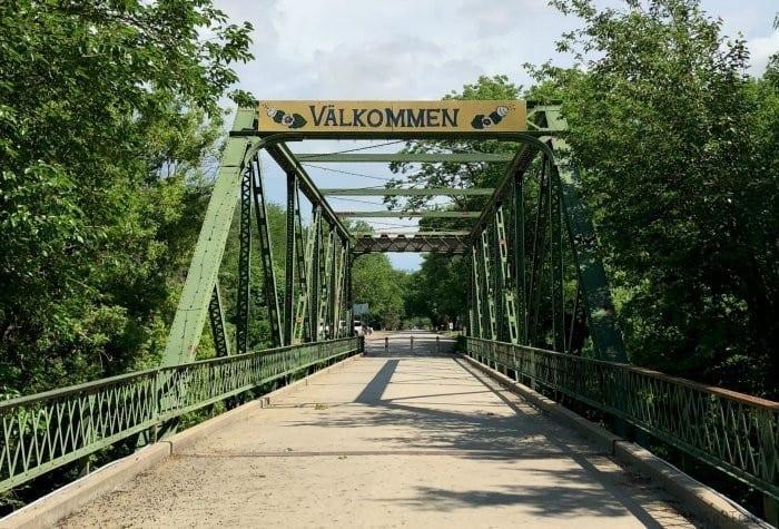 Lindsborg KS bridge