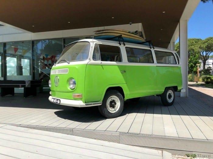 Martinhal Cascais VW van
