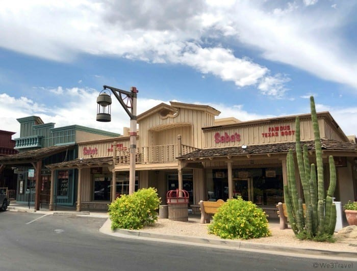 Old Town Scottsdale shops
