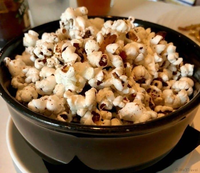 Scottsdale restaurant Citizen Public House bacon fat popcorn