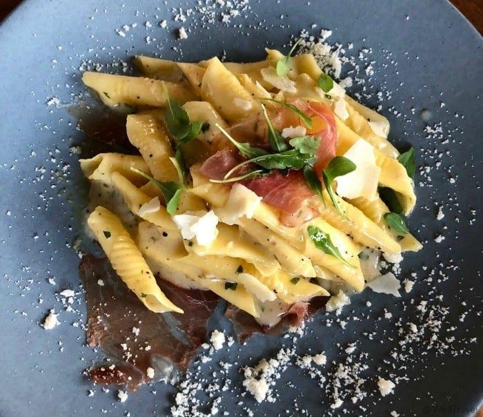 Fat OX pasta downtown Scottsdale restaurants