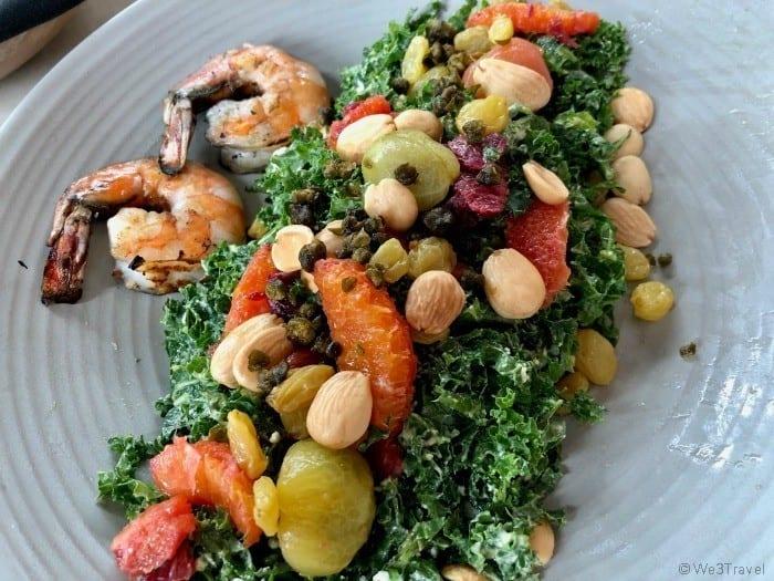 Scottsdale The Mission restaurant kale salad