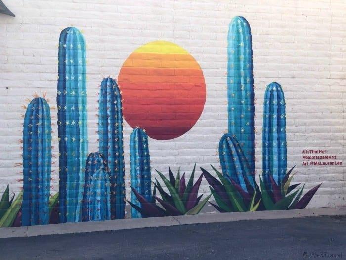 Scottsdale mural