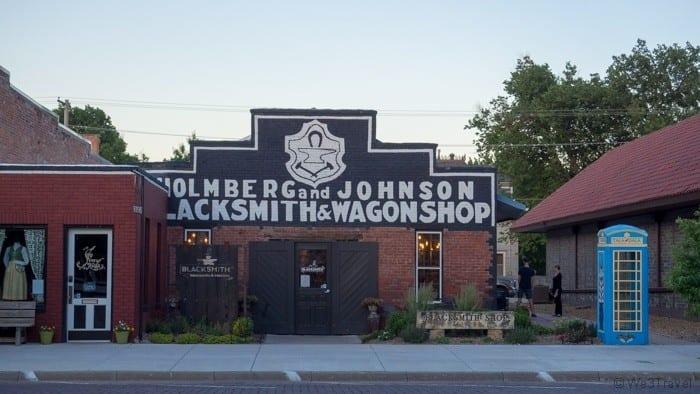Blacksmith Coffee House