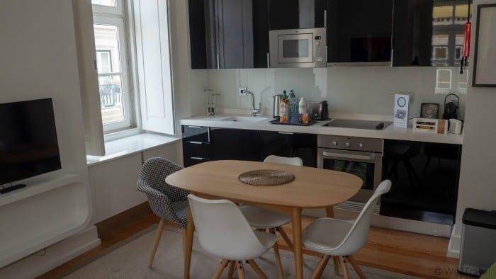 Martinhal Chiado kitchen