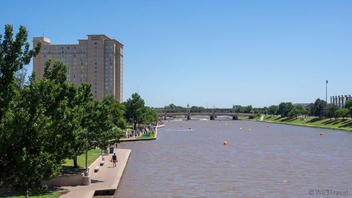 Hyatt Regency Wichita riverwalk