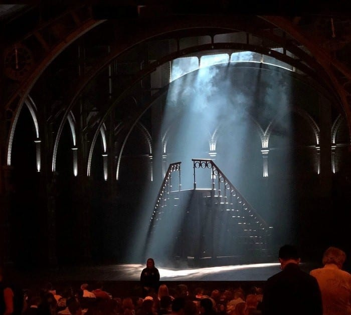 Harry Potter and the Cursed Child stage