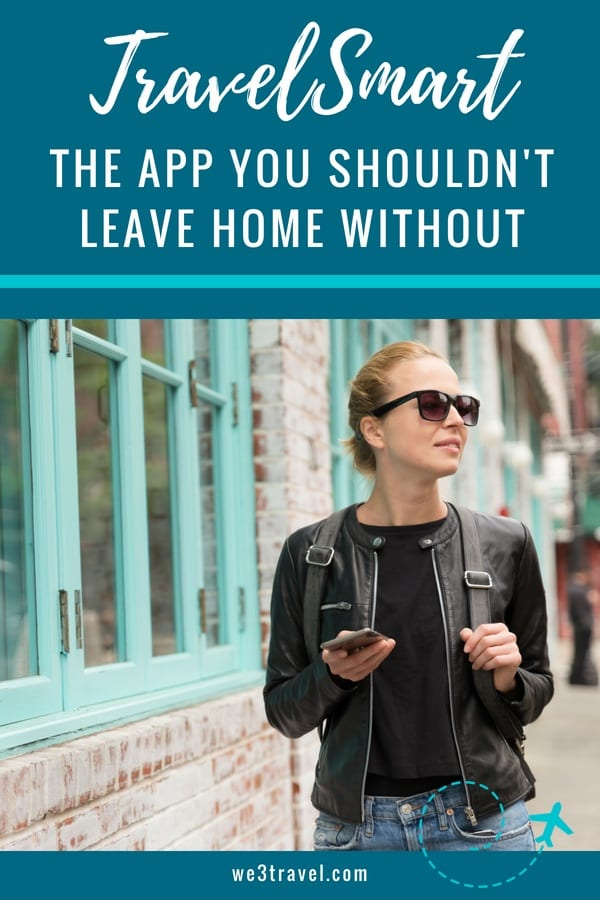 When faced with an emergency when you travel, TravelSmart is the app you want in your pocket! #travelapps #mobileapps #travel #AllianzFamilyTravel