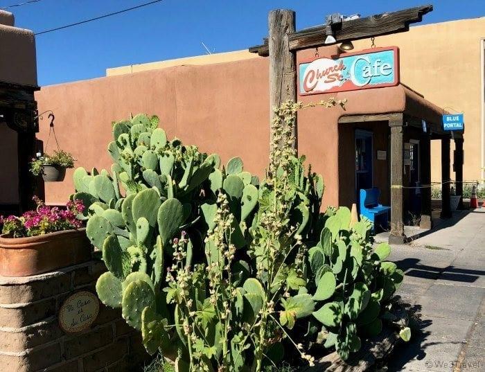 Church Street Cafe Old Town Albuquerque